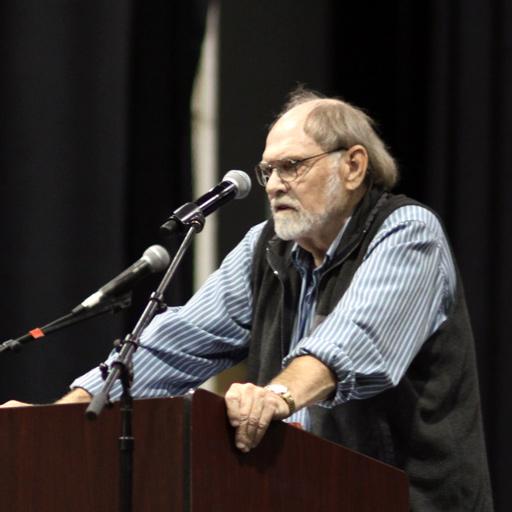 David Allan Evans is a widely published poet and storyteller.